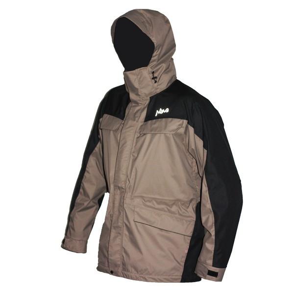 Мембранная штормовая куртка Matrix какао