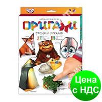 """Набор для творчества """"Оригами"""" Danko toys (20)"""
