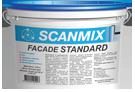 Акриловая фасадная краска Facade STANDART/М90 10 л