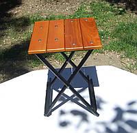 Универсальный раскладной стул для дачи и пикника Муравей, фото 1