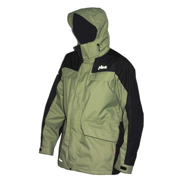Мембранная штормовая куртка Matrix олива