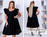 Женское платье батал Siv, фото 1