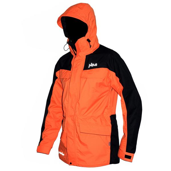 Мембранная штормовая куртка Matrix орандж