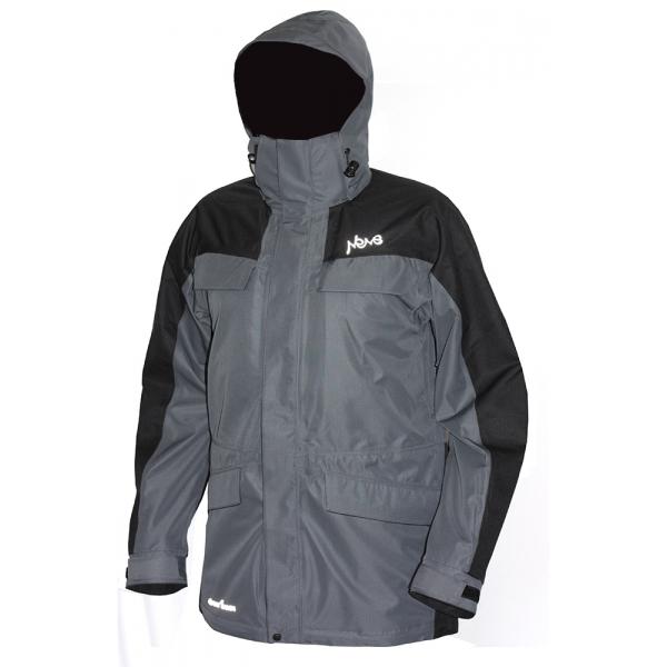 Мембранная штормовая куртка Matrix графит