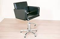 Парикмахерское кресло Mebel Studio AMADEO гидравлика пятилучье хром (001831)