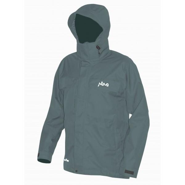 Мембранная штормовая куртка NEVE PIKE графит