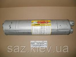 Глушник вихлопу ЗІЛ-130 в сб. (Автоглушитель ПН), 130-1201010-Б, КамАЗ
