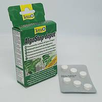 Препарат против водорослей в аквариуме Tetra Algostop depot 12 таблеток