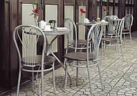 Стул Venus хром NS (венус хром) кухонный стул, Новый Стиль