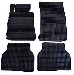 Резиновые ковры Stingray BMW 5 (E60/E61) 03- (design 2016) - 4м.