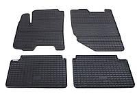 Резиновые ковры Stingray CHEVROLET Aveo 04- / CHEVROLET Lacetti 04 - 4м.