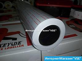 Цінники для етикет-пістолета 22х12 мм 1 бобіна 500 цінників