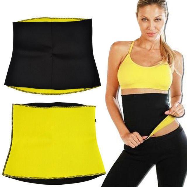 Неопреновый пояс для похудения Hot shapers belt Neotex (Хот Шейперс)