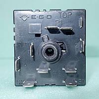 Универсальный переключатель мощности электрической конфорки 2-зонный EGO (50.85021.000)  13А/230В
