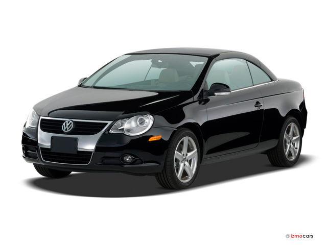 Volkswagen Eos 2006-