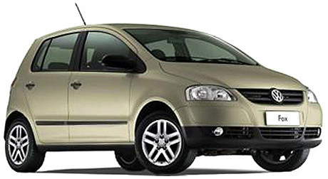 Volkswagen Fox 2005-
