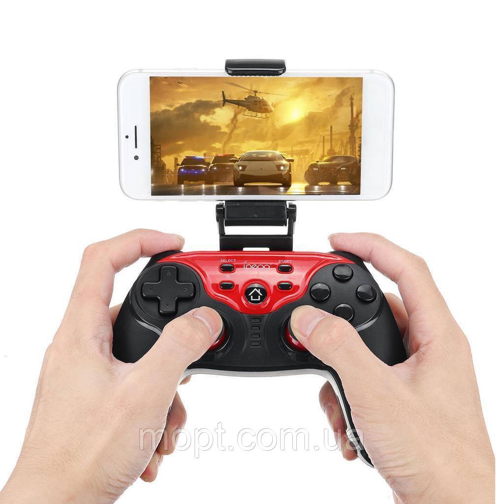 Джойстик беспроводной для телефона геймпад iPega PG-9088 Bluetooth + ПОДАРОК