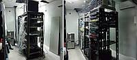 Переукладка серверных