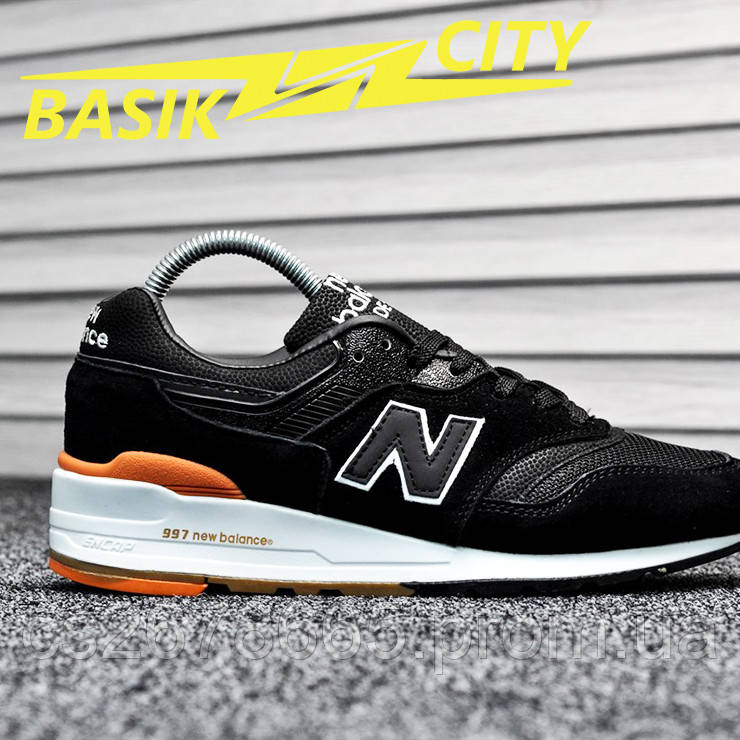 Мужские кроссовки New Balance 997 HBA