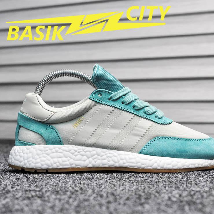 Женские кроссовки Adidas Iniki Mint