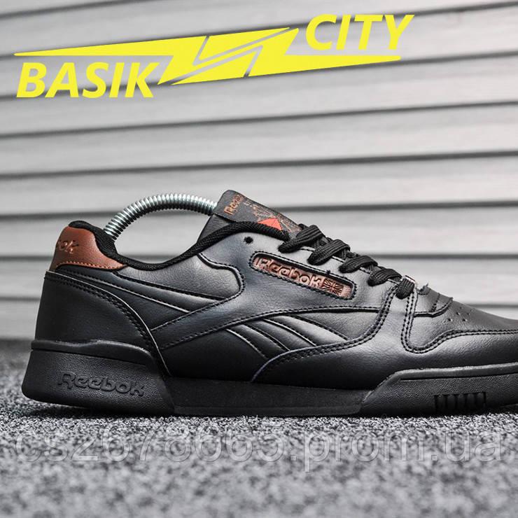 Мужские кроссовки Reebok Classic Black