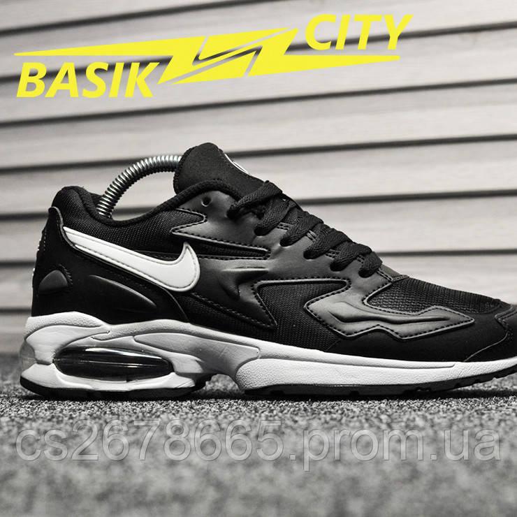 Мужские кроссовки Nike Air Max Light 2 Black White