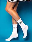 Женские носки LOMM Premium Лайк & Репост белые, фото 4