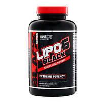 Жиросжигатель Lipo 6 Black 120 капс.