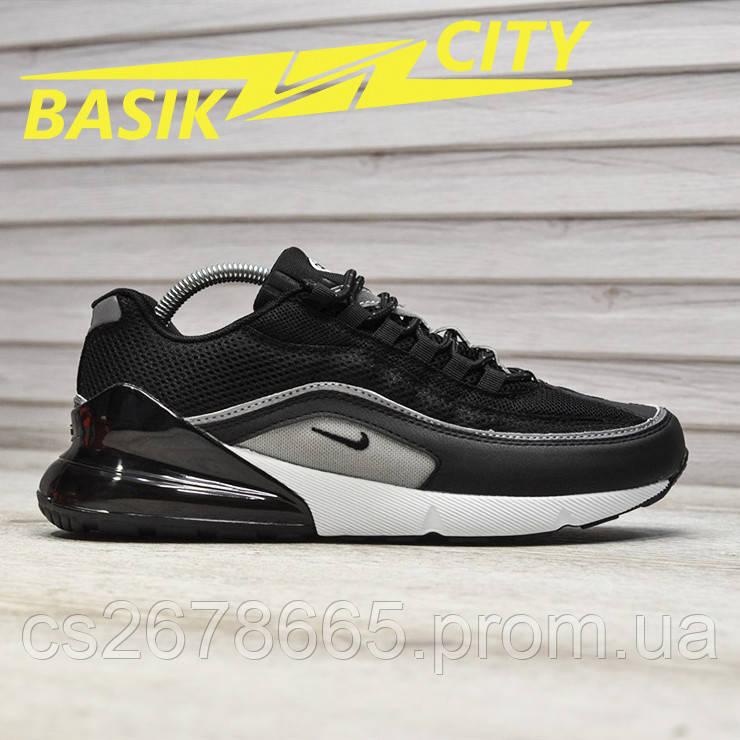 Мужские кроссовки Nike Air Max Hybrid 270-97 Black
