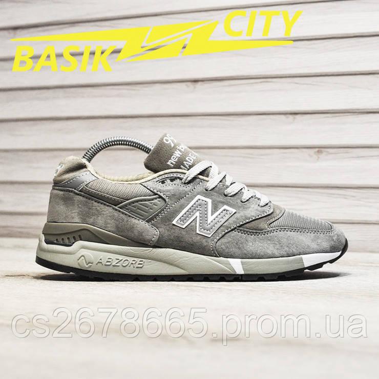 Мужские кроссовки New Balance 998 New Bringback