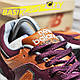 Мужские кроссовки New Balance 997 Ski Collection Burgundy, фото 6
