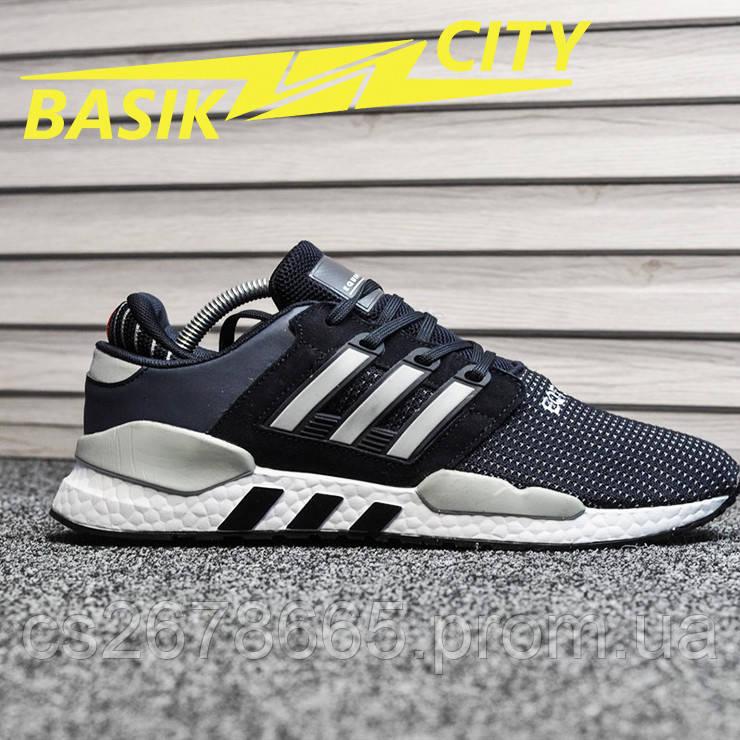 Мужские кроссовки Adidas Equipment Silver Blue