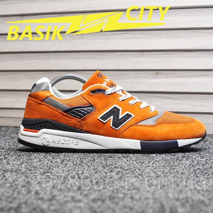 Мужские кроссовки New Balance 998 CTL