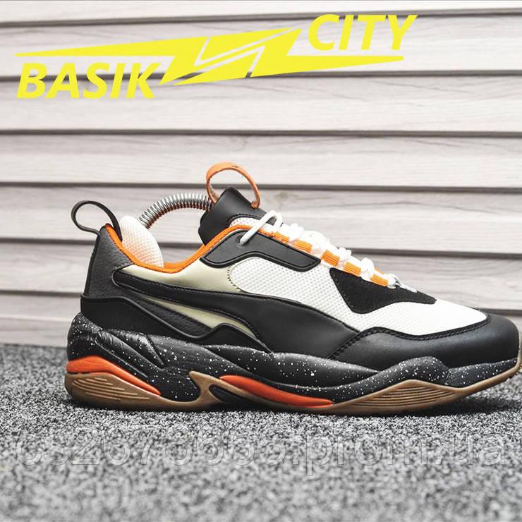 Мужские кроссовки Puma Thunder Electric Orange