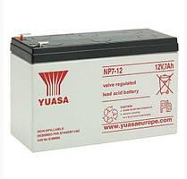 Аккумуляторная батарея Yuasa NP7-12