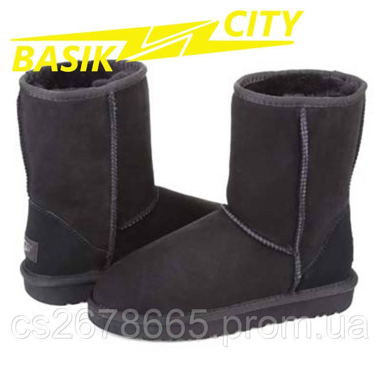 Женские угги UGG Australia Classic Black 5854 W