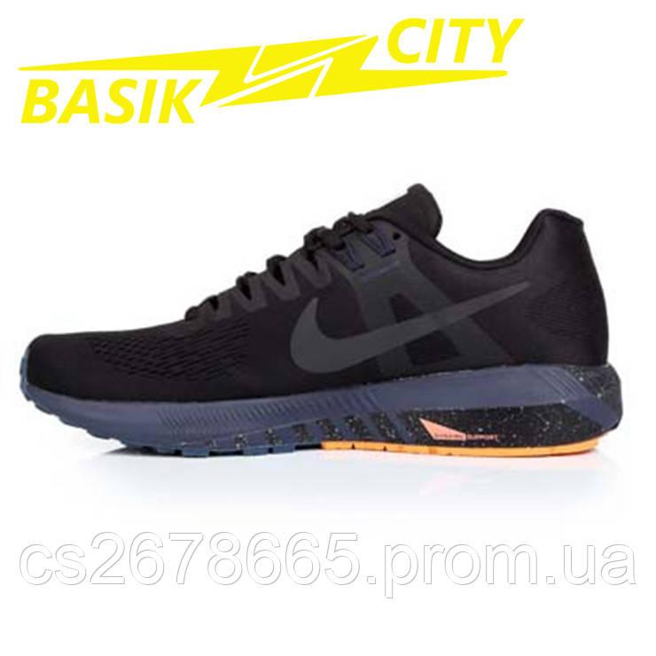 Кроссовки мужские Nike Air Zoom Черные