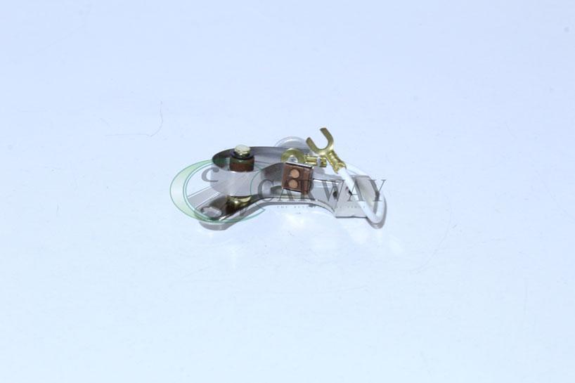 Контакти розподільника запалювання (трамблера) ВАЗ 2101-07 з отвором 3706800 L Vortex