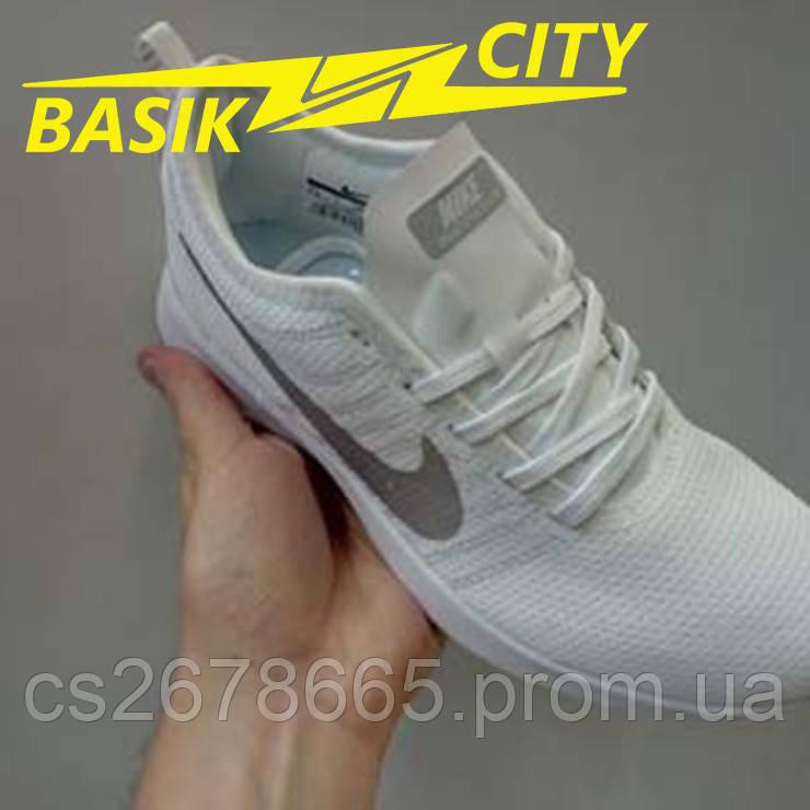 Кроссовки женские Nike Racer Белые