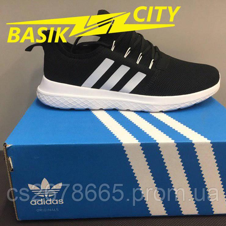 Кроссовки женские Adidas SWIFT RUN Черные