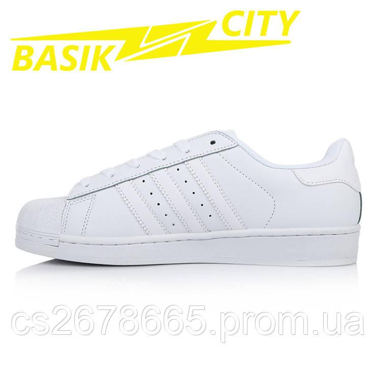 Кроссовки мужские Adidas Superstar White