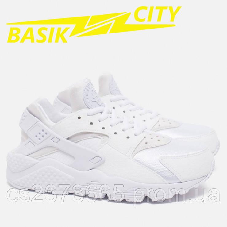 Кроссовки мужские Nike Air Huarache Run White