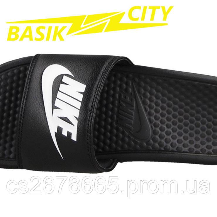 Шлепанцы Nike Benassi JDI 343880-090