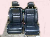 Салоны кожаные и велюр Honda Accord, фото 1