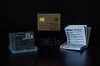 Аккумулятор Nikon EN-EL3e копия (D50, D70, D70S, D80, D90, D100, D200, D300, D300S, D700)