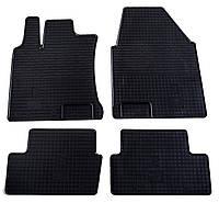 Коврики резиновые автомобильные Stingray на Nissan Qashqai c 10 г