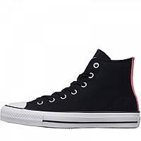 Кеды Converse Chuck Taylor All Star Pro Hi Black/Pink Glow/Natural - Оригинал