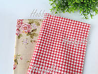 Набор ткани Rosa Vintage 25х50, фото 1