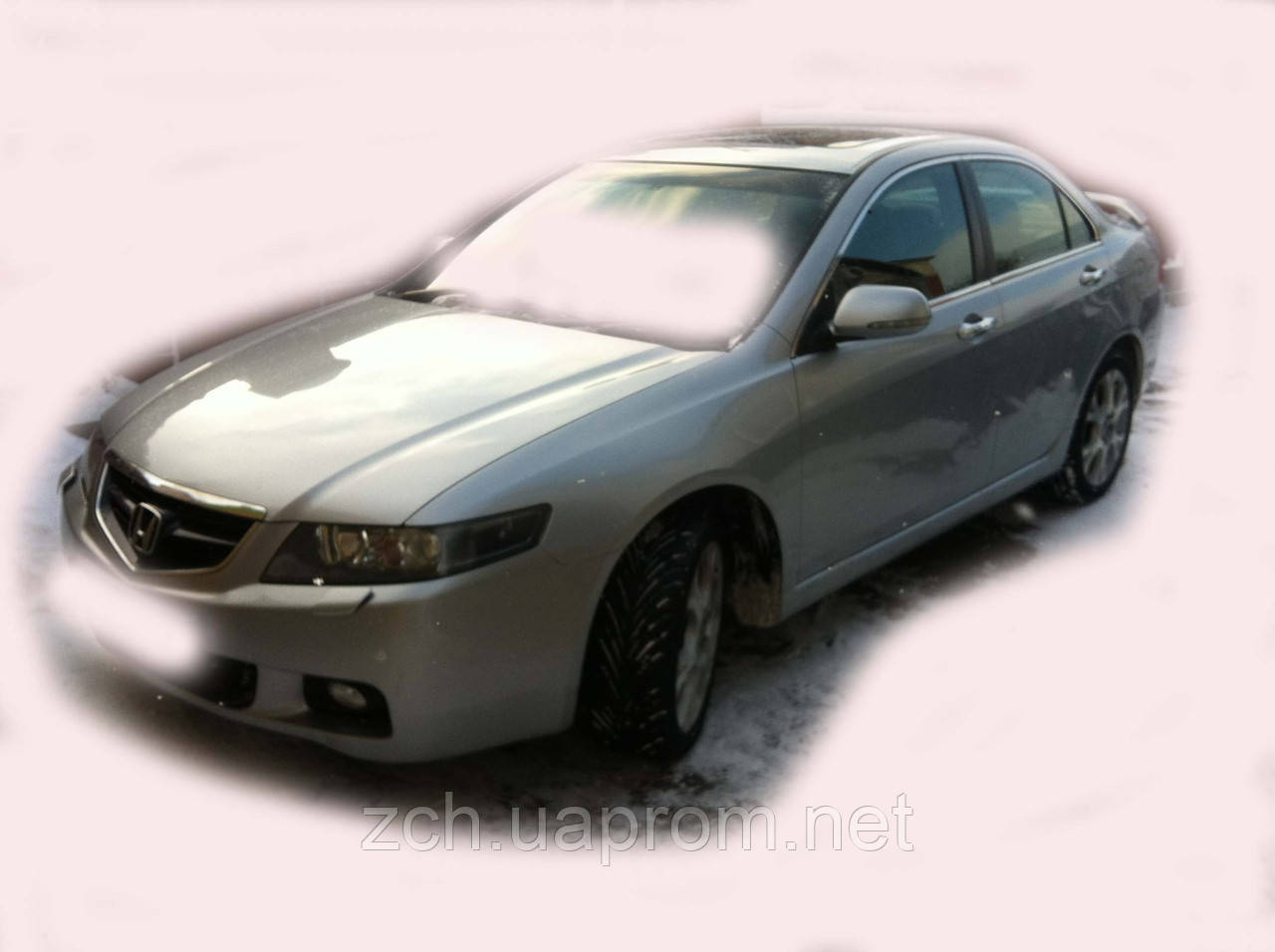 Радиатор кондиционера 2.0 и 2.4 Honda Accord