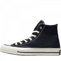 Кеды Converse Chuck Taylor All Star 70s High Black - Оригинал